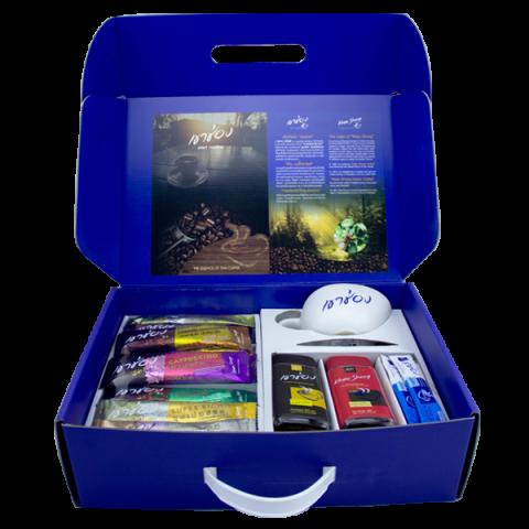 Khaoshong Gift Set / Price 550.00 THB