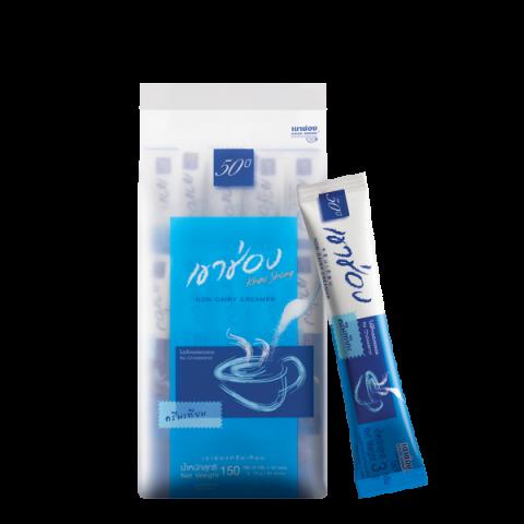 Khao Shong Non-Dairy Creamer : Khao Shong Non-Dairy Creamer / 3 g.x 50 sticks / Price 34.00 THB