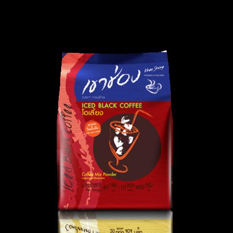 高崇二合一速溶咖啡(冰黑咖啡)/ 40 g x 10 sticks / Price 79.00 THB