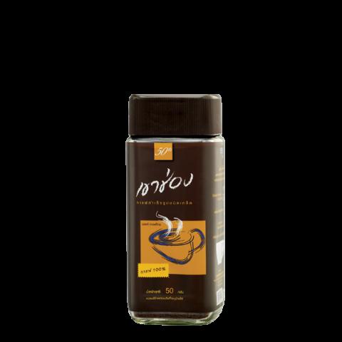 速溶咖啡粉(纯黑咖啡) : 速溶咖啡粉(纯黑咖啡) / 50 g  / Price 36.00 THB