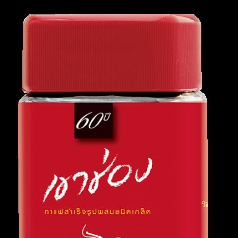 速溶咖啡粉(焦糖黑咖啡)/ 200 g / Price 135.00 THB